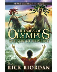 Heroes of Olympus #2: The Son of Neptune