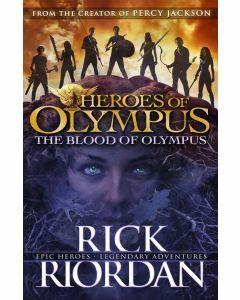Heroes of Olympus #5: The Blood of Olympus