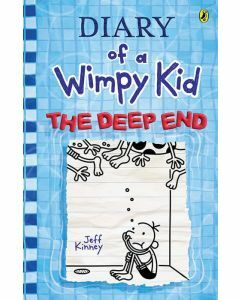 [Pre-order] The Deep End: Diary of a Wimpy Kid #15 [Due late Oct 2020]