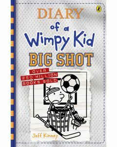 [Pre-order] Big Shot: Diary of a Wimpy Kid #16 [Due late Oct 2021]