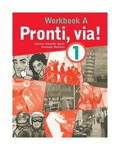 Pronti Via Stage 1 Workbook A