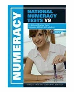 A+ National Numeracy Practice Tests Year 9