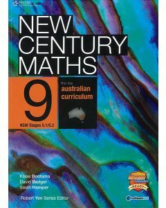 New Century Maths 9 for the Australian Curriculum (NSW Stages 5.1/5.2)
