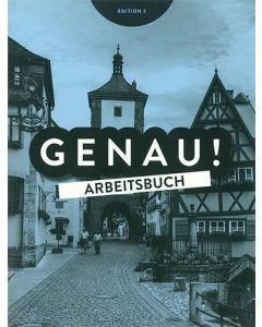Genau! Workbook with CD and DVD