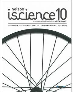 Nelson iScience 10 for NSW AC (Student Book with 4 Access Codes)