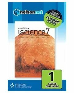 Nelson iScience 7 for NSW AC (1 Access Code)