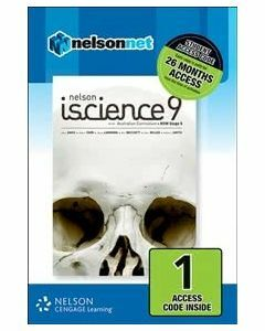 Nelson iScience 9 for NSW AC (1 Access Code)