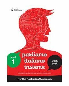 Parliamo Italiano Insieme 1 Workbook with USB