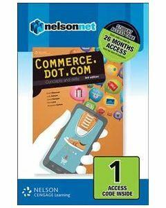 Commerce.dot.com Concepts and Skills Access Code
