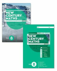 New Century Maths 8 2e Student Book with 1 Access Code and Workbook