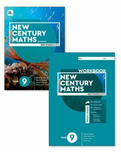 New Century Maths 9 (5.2) 2e Student Book with 1 Access Code and Workbook