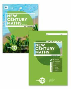 [Pre-order] New Century Maths 10 (5.2) 2e Student Book with 1 Access Code and Workbook [Due mid-2021]