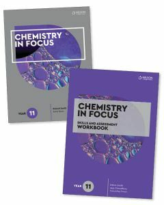 [Pre-order] Chemistry in Focus Year 11 Student Book with Access Code and Skills & Assessment Workbook [Due Sep 2020]