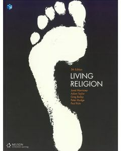 Living Religion 5e Student Book with 4 Access Codes
