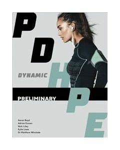 Dynamic PDHPE for Preliminary Student Book with 1 Access Code for 26 Months