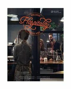 Nelson Hospitality Focus HSC Student Book and 4 Access Codes