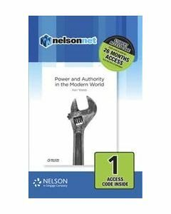 Nelson Modern History: Power & Authority in the Modern World (1 Access Code)