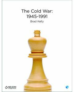 Nelson Modern History: The Cold War 1945-1991 Student Book with 4 Access Codes