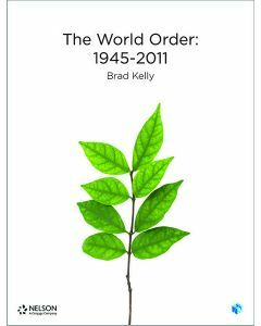 Nelson Modern History: The World Order 1945-2011 Student Book with 4 Access Codes