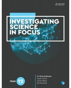 Investigating Science in Focus HSC Student Book with 4 Access Codes