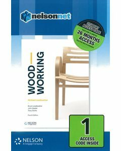Woodworking 4th Edition (1 Access Code)