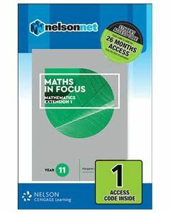 Maths in Focus Mathematics Extension 1 Year 11 Access Code