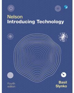 [Pre-order] Nelson Introducing Technology 4e Student Book with 1 Access Code [Due Nov 2019]