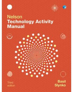 Nelson Technology Activity Manual Workbook 3e