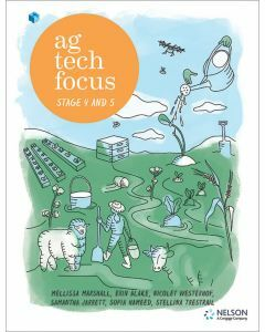 [Pre-order] Ag Tech Focus Student Book with 1 Access Code [Due Nov 2019]