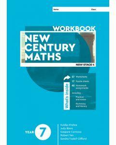 New Century Maths 7 Workbook