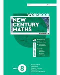 New Century Maths 8 Workbook