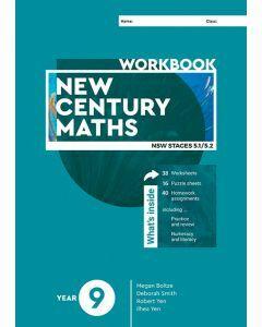 New Century Maths 9 (5.2) Workbook