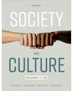 [Pre-order] Society and Culture: Preliminary and HSC, 3e Student Book with Access Code [Due Nov 2021]