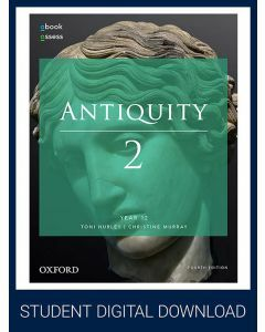 Antiquity 2 Year 12 4E Student obook assess (Access Code)