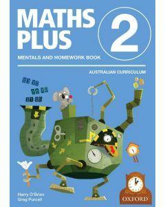 Maths Plus AC Edition Mentals & Homework 2