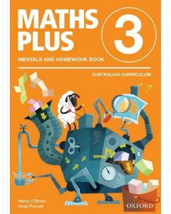 Maths Plus AC Edition Mentals & Homework 3