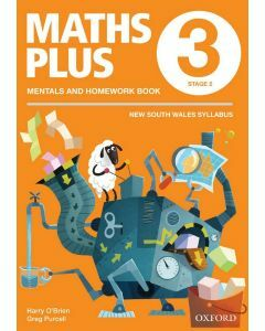 Maths Plus NSW Mentals and Homework 3
