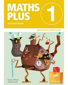Maths Plus AC Ed Student and Assessment Book 1 Value Pack