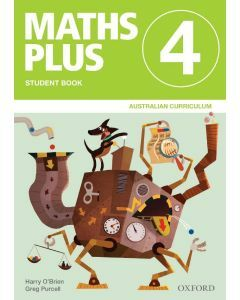 Maths Plus AC Ed Student and Assessment Book 4 Value Pack