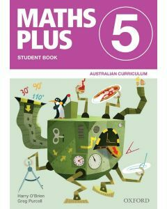 Maths Plus AC Ed Student and Assessment Book 5 Value Pack