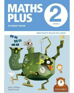 Maths Plus NSW Student and Assessment Book 2 Value Pack