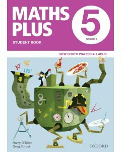 Maths Plus NSW Student and Assessment Book 5 Value Pack