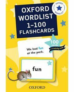 Oxford Wordlist 1-100 Flashcards