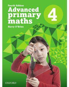Advanced Primary Maths 4 4ed