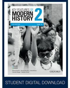 Key Features of Modern History 2 Year 12 Student obook assess (1 Access Code)