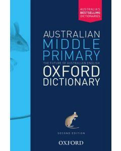 Oxford Australian Middle Primary Dictionary 2e