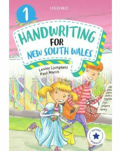 Oxford Handwriting for NSW Year 1 (2018 edition)