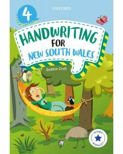 Oxford Handwriting for NSW Year 4 (2018 edition)