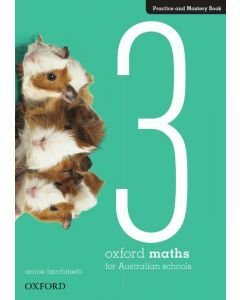 Oxford Maths Practice & Mastery Book Year 3