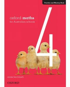 Oxford Maths Practice & Mastery Book Year 4